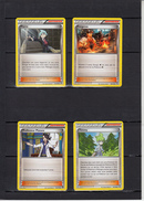 LOT De 12  Cartes POKEMON      DRESSEUR  Suppporter      Pokemon  Differentes  Etat Neuf - Playing Cards (classic)