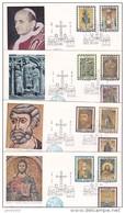 Vatican City 1974 Holy Year FDC Vaticano - FDC