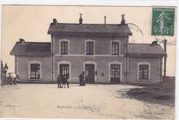 Loire-Atlantique - Montoir - La Gare - France