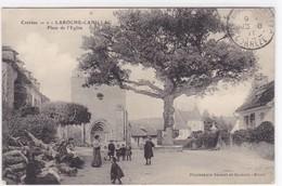 Corrèze - Laroche-Canillac - Place De L'église - Autres Communes
