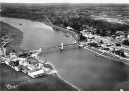 01-BEAUREGARD- VUE AERIENNE DES RIVES DE LA SAONE ET L'UNION NAUTIQUE - France