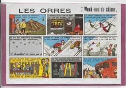 05.- LES ORRES  : XEEK-END DU SKIEUR - Humor