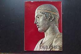 Delphes L'enceinte Sacree Et Le Musee - Autres Collections