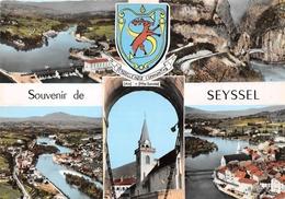 01-SEYSSEL- MULTIVUES - Seyssel