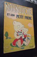 NOUNOUCHE  Et Son Petit Frere Eo  1951 - Altre Collezioni