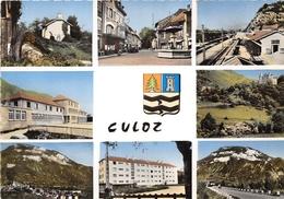 01-CULOZ- MULTIVUES - France