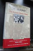 The Holocaust The Kovno Ghetto Diary - Livres, BD, Revues