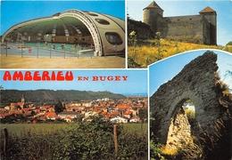 01-AMBERIEU-EN-BUGEY- MULTIVUE - France