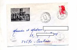 Lettre Cachet Ceilhes - Marcophilie (Lettres)