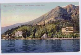 LAGO DI COMO FREMEZZO Villa Carlotta E  Grand Hotel - Como