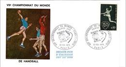 4] FDC Premier Jour France Handball Championship Championnat - Pallamano