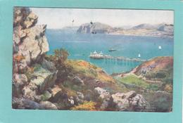 Tuck`s Old Postcard Of Llandudno, Conwy,Wales,Posted,Y24. - Gales