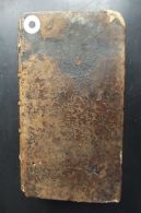 Senecas Notae Joh Fred Gronovii A D L & M Annaeos 1758 - Andere Verzamelingen