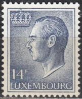 Luxembourg 1991 Michel 1263 Neuf ** Cote (2008) 1.00 Euro Grand-Duc Jean - Luxemburg