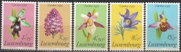 Luxembourg 1975 Michel 914 - 918 Neuf ** Cote (2008) 6.20 Euro Caritas Fleurs - Neufs