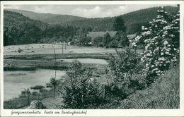 AK Georgsmarienhütte, Partie Am Bardinghaushof, O 1958 (11534) - Georgsmarienhütte