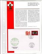 Sieben (7) Feldpost FP Kp 101, 31, 32 51, Kaserne : Emmen,Aarau,Bulach Usw. 7 Cp P Campo. Poste De Campagne ... - Documents