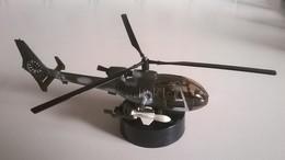 Hélicoptére - Solido - GAZELLE - Militaire - Lance Missiles - - Avions & Hélicoptères