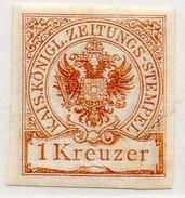 PIA - AUS - 1917 : Segnatasse Per Giornali   - (Yv 8) - Taxe