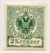 PIA - AUS - 1917 : Segnatasse Per Giornali   - (Yv 9) - Taxe