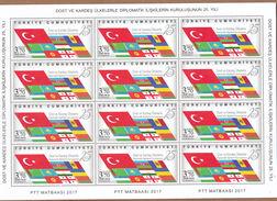 AC- STAMP - GEORGIA UKRAINE KGYRYZSTAN UZBEKISTAN KAZAKHISTAN TURKEY AZERBAIJAN TURKMENISTAN MOLDOVA TAJIKISTAN BELARUS - Nuevos