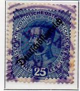 PIA - AUS - 1918-19 : Francobolli Del 1916-18 Sovrastampati  - (Yv 176) - 1918-1945 1a Repubblica