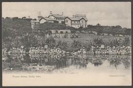 Tresco Abbey, Scilly Isles, C.1904 - Valentine Postcard - Scilly Isles
