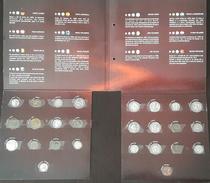 EURO / Europe - Moedas Que Desapareceram Com O Euro / Coins That Disappeared With The Euro (13 Countries = 26 Coins) - Rollos