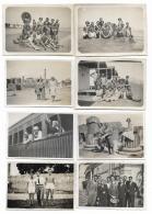 8 FOTO POMPEI ANNI 1930/34 - SU CARTA VELOX -  DIMENSIONI CM.8,5X6 - Anonymous Persons