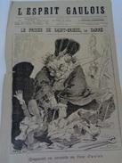 L'ESPRIT GAULOIS.n°55.jeudi 23 Février  1882. - Journaux - Quotidiens