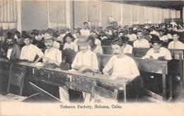 CUBA - Divers H-N / Tobacco Factory - Beau Cliché Animé - Cuba