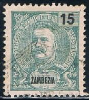 Zambézia, 1903, # 46, Used - Zambezia