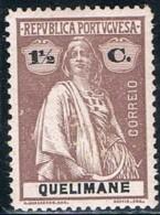 Quelimane, 1914, # 28, MH - Quelimane