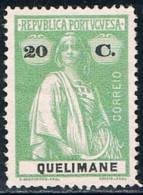Quelimane, 1914, # 36, MNG - Quelimane