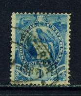 GUATEMALA  -  1886  Arms  1c  Used As Scan - Guatemala