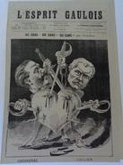 L'ESPRIT GAULOIS.n°54.jeudi 16 Février  1882. - Journaux - Quotidiens