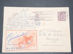 BELGIQUE - Entier Postal Illustré ( Gechenken ) De Gent En 1951 - L 8150 - Entiers Postaux