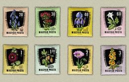 Hungary 1961. Flowers / Plants Complete Set.MNH (**) Michel: 1799-1805 / 5.50 EUR - Ungarn