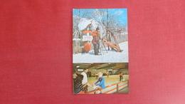 Kutsher's Ski School Monticello NY = === Ref  2594 - Winter Sports
