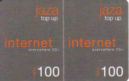 Kenya Orange 100 Kshs Jazza - Kenya