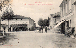 Sabarrat - Autres Communes