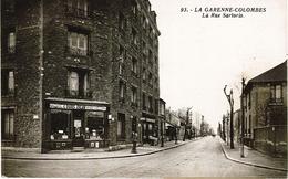 La Garenne Colombes - Abeille 93 - La Rue Sartoris - La Garenne Colombes