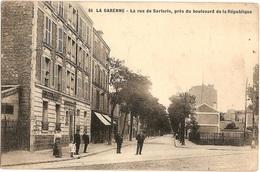 La Garenne Colombes - ? 68 - La Rue De Sartoris Près Du Boulevard De La République - La Garenne Colombes