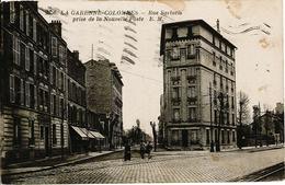La Garenne Colombes - EM 2856 - Rue Sartoris Prise De La Nouvelle Poste - La Garenne Colombes