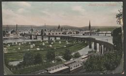 Perth From Barnhill, Perthshire, 1910 - Postcard - Perthshire