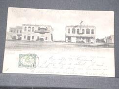 FRANCE - Cachet De Ligne De Bateau Sur Carte Postale De Djibouti En 1905 Pour Nanterre - L 8183 - Postmark Collection (Covers)