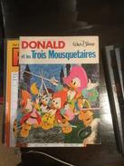 Donald Et Les 3 Mousquetaires - Donald Duck