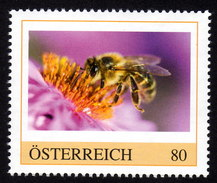 ÖSTERREICH 2015 ** Biene, Honigbiene, Honeybee - PM Personalized Stamp MNH - Austria