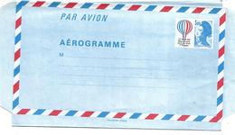 AEROGRAMME AIR ET ESPACE 1010-AER NEUF - Postal Stamped Stationery