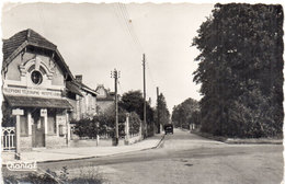 MORSANG SUR ORGE - Parc Beauséjour - La Poste    (97165) - Morsang Sur Orge